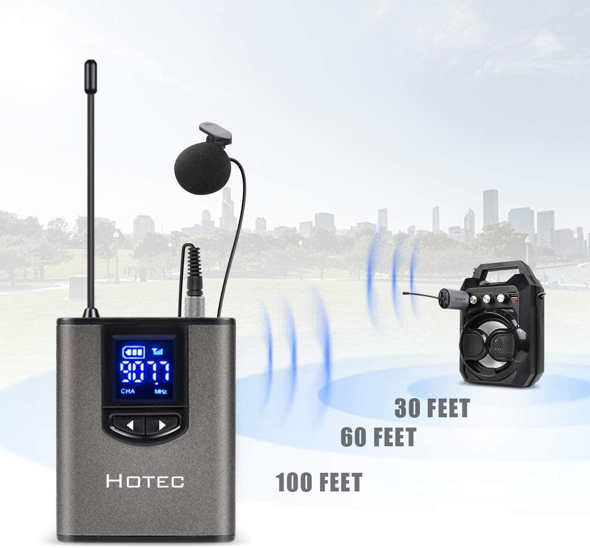 Hotec-Lavalier—Micrófono-inalámbrico-para-grabación