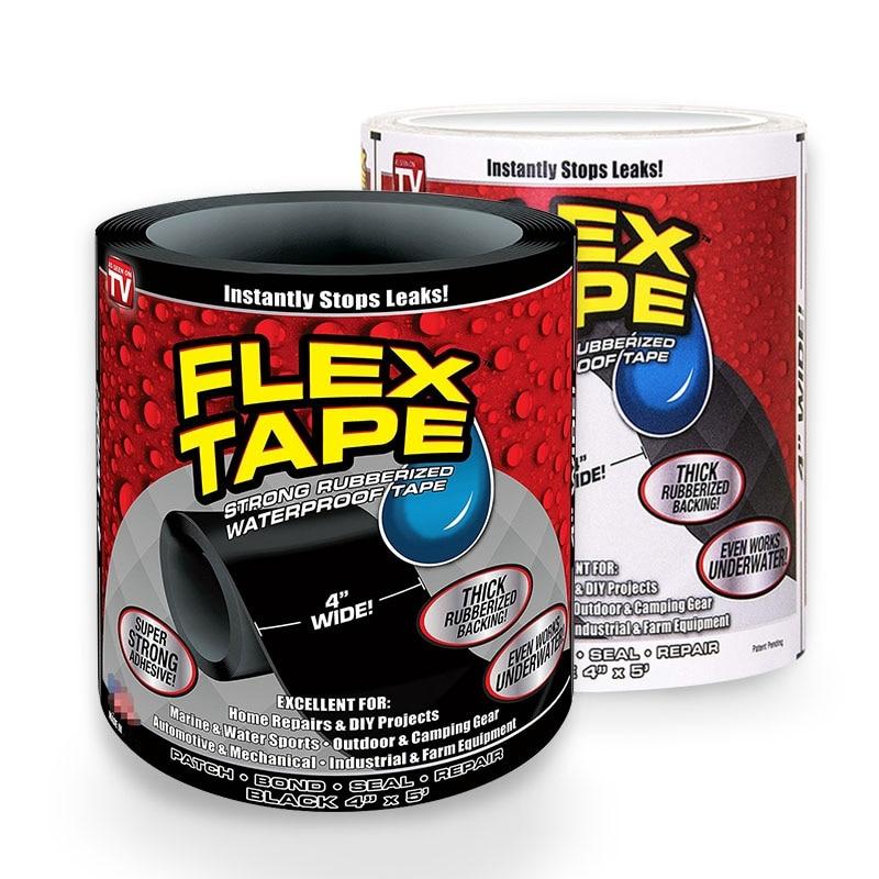 Tubo-de-sellado-de-fugas-de-parada-impermeable-de-fibra-súper-fuerte,-cinta-de-reparación-de-tubos-rendimiento-cinta-adhesiva-de-Fiberfix